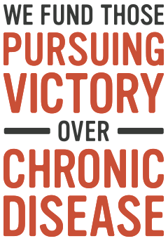 Join us in the mission to seek victory over chronic disease